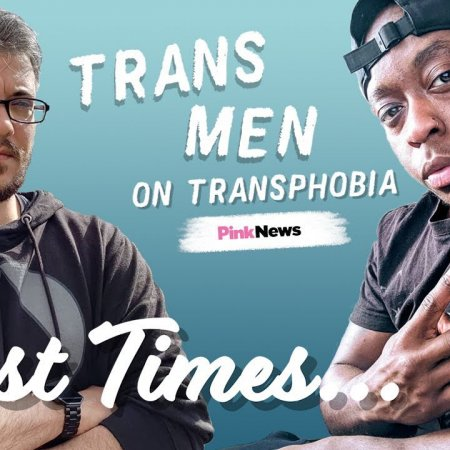 Trans men share experiences of transphobia