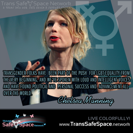 Chelsea Manning Quote