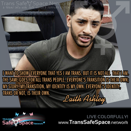 Laith Ashley Quote