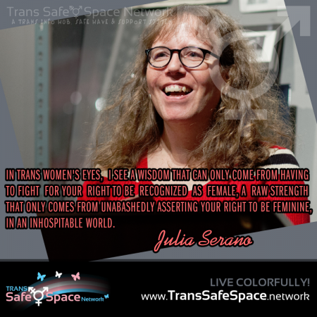 Julia Serano Quote