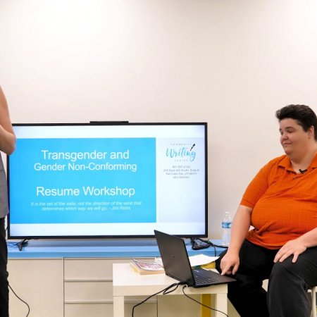 Resume Writing Video Workshop For Trans Men